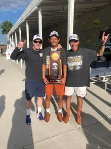 Tennis Analytics and University of Texas tennis