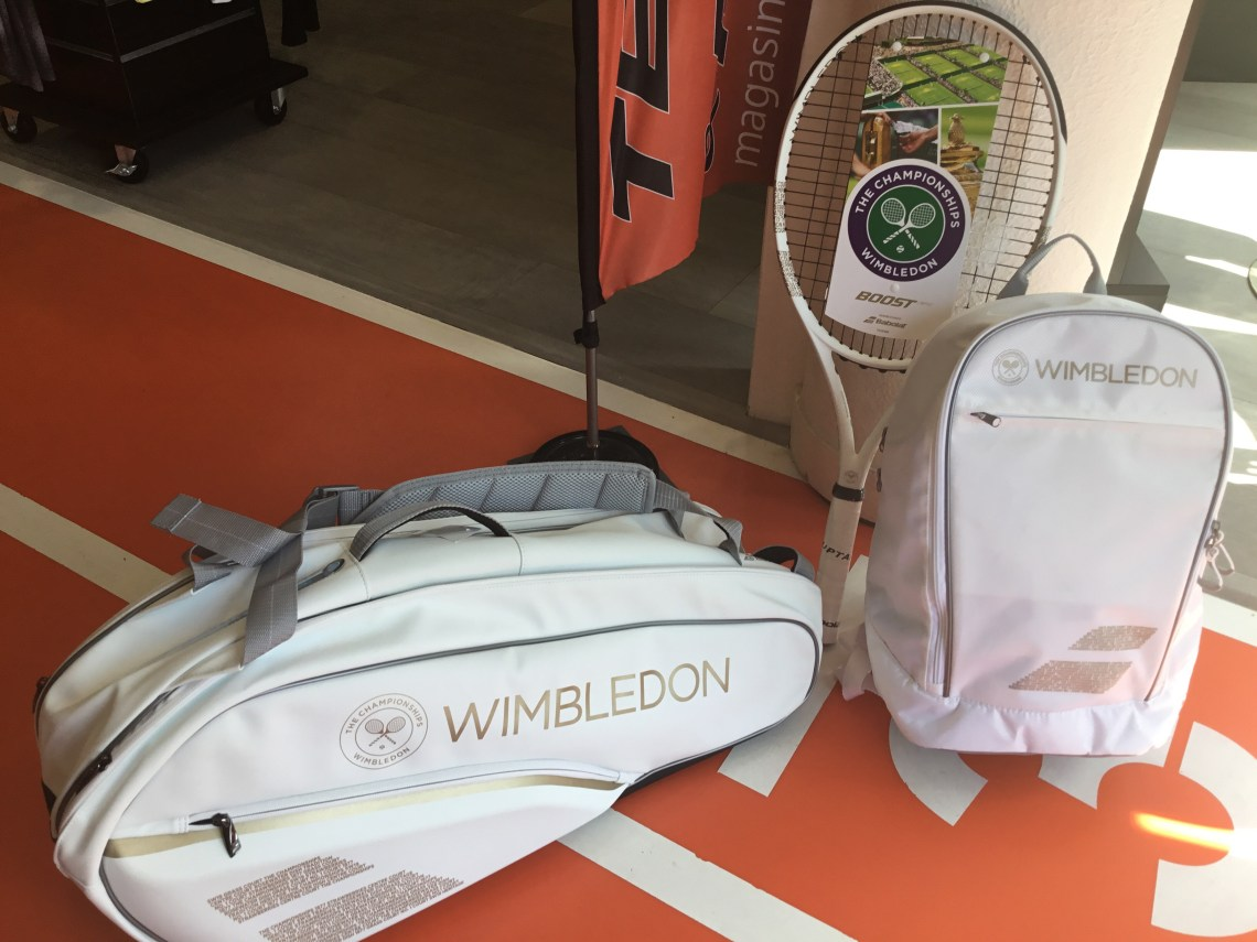Collection Wimbledon 2019