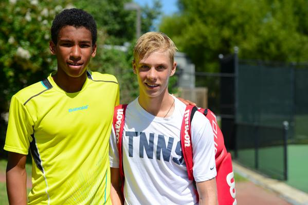 Auger Aliassime And Shapovalov Set All Canadian Final At