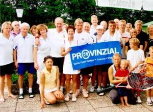 Tennisturnier der PROVINZIAL (08.Juni 2007)
