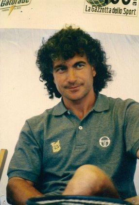 Tennis in Piazza: Tour Manager di Sergio Tacchini