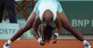 Serena Williams lost
