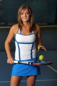 Radwanska Agnieszka, the smartest tennis player