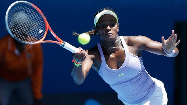 Sloane Stephens. Australian Open 2013