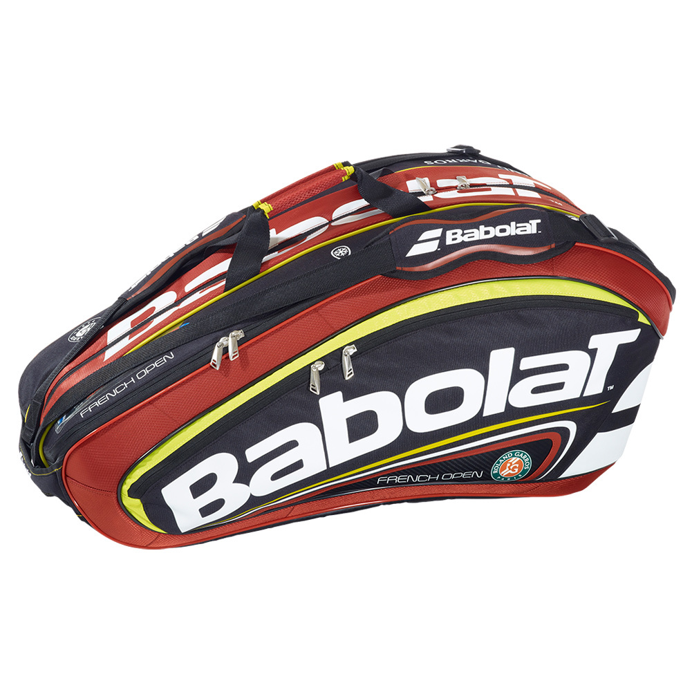 Babolat Team Line French Open 12 Pack Tennis Bag Tennis Express