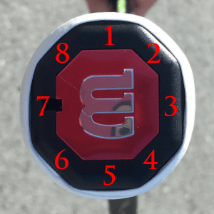 Tennis grip system