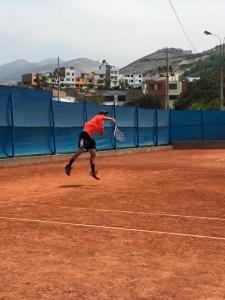 tennis serve fundamentals