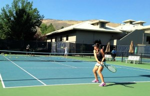 Adult Tennis Lessons Reno NV
