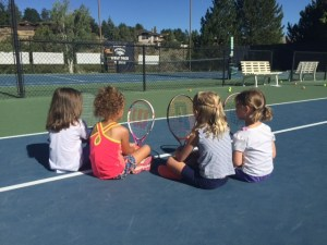kids tennis school