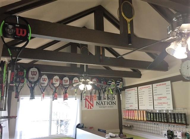 Tennis shop Reno Nevada. Providing tennis gear, tennis stringing services, tennis shoes, tennis racquet demos.
