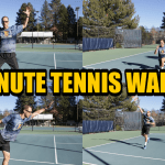 Tennis Warm Up Routine