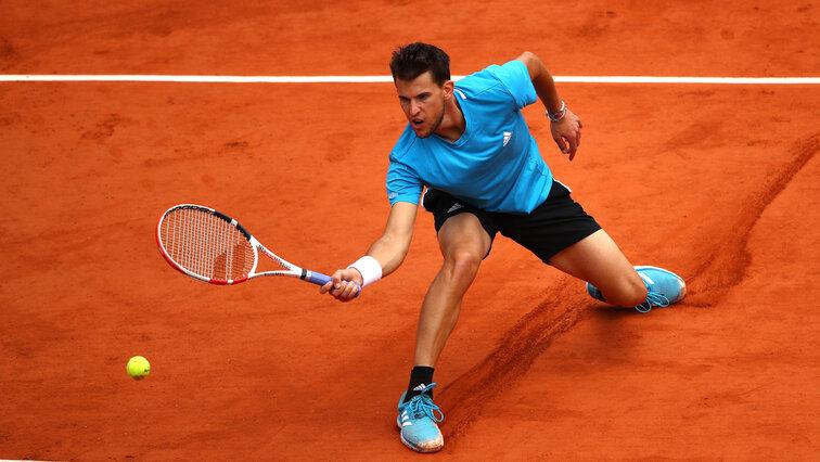 Thiem reflektiert French-Open-Finale gegen Nadal: