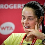 Ana Ivanovic and  Seven other Women Upset in First Round of Australian Open