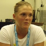 Melanie Oudin – Looking backward, yet looking forward