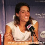 Andrea Petkovic Wins Family Circle Cup