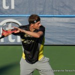 Mardy Fish Wins First Powershares Series Title in Newport