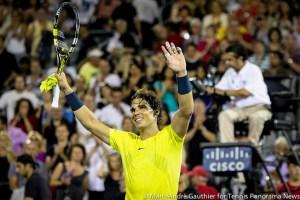 Nadal wins 89