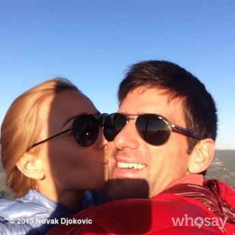 Djokovic and Ristic