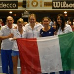 Knapp Sacks Riske: Italy Advances in Fed Cup Over USA