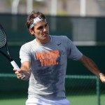 Roger Federer Easily Advances at Wimbledon