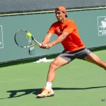Nadal and Murray Tested as Federer and Wawrinka Also advance at the BNP Paribas Open