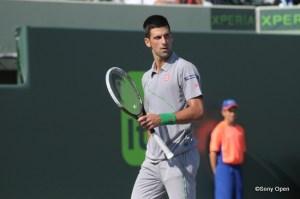 Djokovic on court 321-001