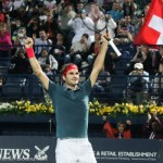 Roger Federer Rallies to Win Sixth Dubai Title