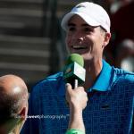 John Isner Leads Top Seeds into Newport Quarterfinals