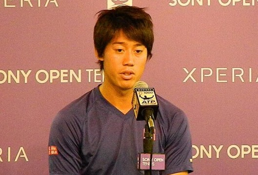 Kei Nishikori withdrawal