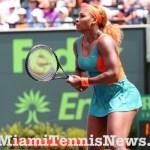 Williams Continues Her Domination Over Sharapova To Reach 9th Miami Final