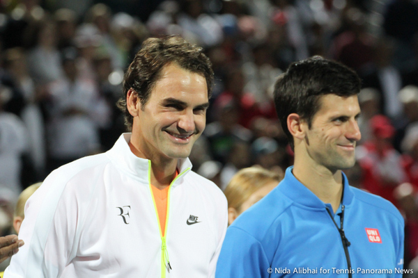 Reaction: Players near and far offer congratulations to Novak Djokovic