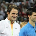 Roger Federer and Novak Djokovic Will Pair Up for Doubles on Day One of Laver Cup