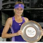 Hantuchova Wins Third Thailand Open