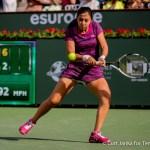 Zarina Diyas Wins First WTA Title at Japan Open