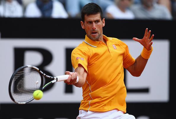 Djokovic Rome