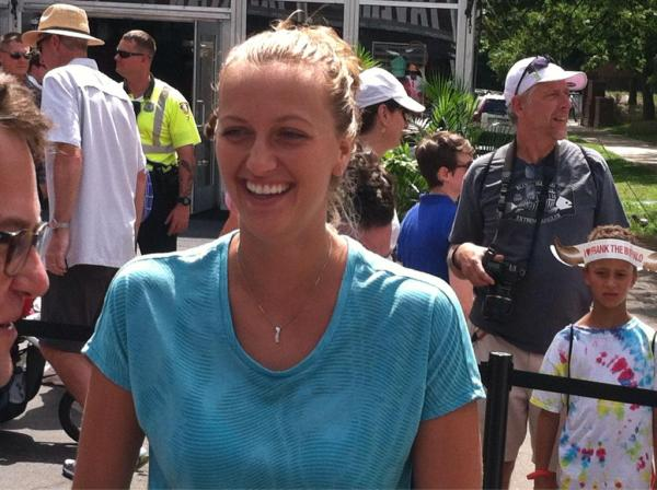 petra kvitova CTOpen15 all access by Jack Cunniff