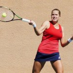 Shelby Rogers Knocks Out Fourth Seed Simona Halep at Australian Open