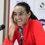 Strycova, Garcia, Svitolina and Errani Reach Dubai Semifinals