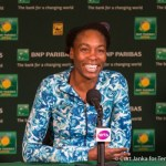 Venus Williams Reaches Quarterfinals of Indian Wells for First Time Since 2001 with Comeback Win