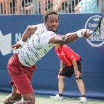37-Monfils 1 handed bh on strings