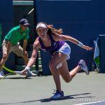 Venus Williams Survives First Round Challenge; Seventh Seed Konta Loses