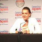 Radwanska, Cibulkova Headline Semifinals at Connecticut Open