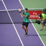 Roger Federer Beats Juan Martin del Potro at Miami Open