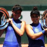Canadians Bianca Andreescu and Carson Branstine Capture Junior Girls' Doubles French Open Title