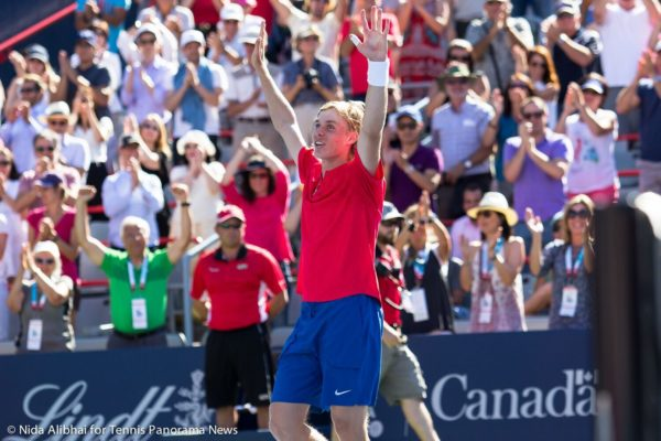 Shapovalov wins