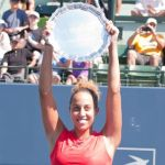 Madison Keys Beats CoCo Vandeweghe To Win Stanford Crown