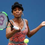 Venus Williams Becomes an Aunt Again, Reaches 15th Round of 16 at US Open; Sharapova Advances
