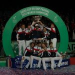 France Beats Belgium 3-2 to Win 10th Davis Cup Title
