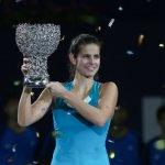 Julia Goerges Wins WTA Elite Trophy Zhuhai