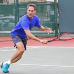 Defending Champion Jeff Greenwald Advances at USTA National 40 Hard Court Championships